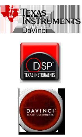 DSP Texas Instrument Da Vinci