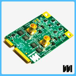 CXP Pcie Coaxpress receiver transmitter reference design