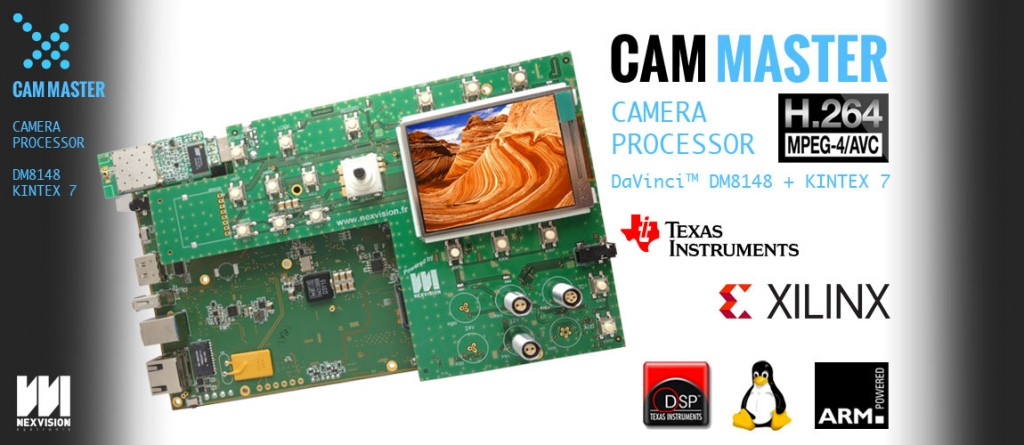 Cam master reference design