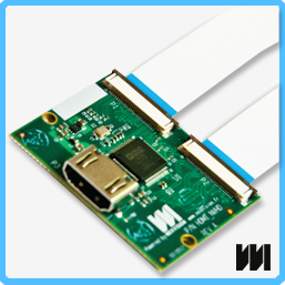 HDMI NVHD reference design