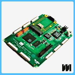 PCIe multilink board reference design