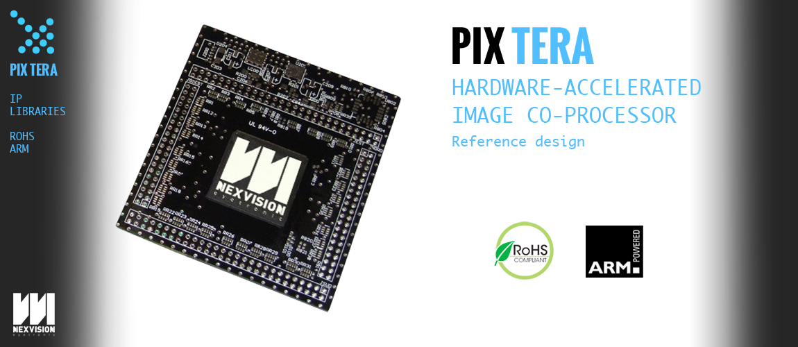 IP libraries Pixtera