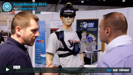 Vidéo du salon Access Security 2015