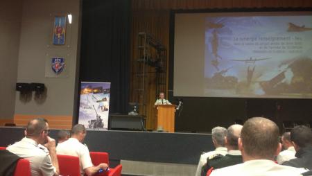 Nexvision a participé aux universités de l'artillerie 2015