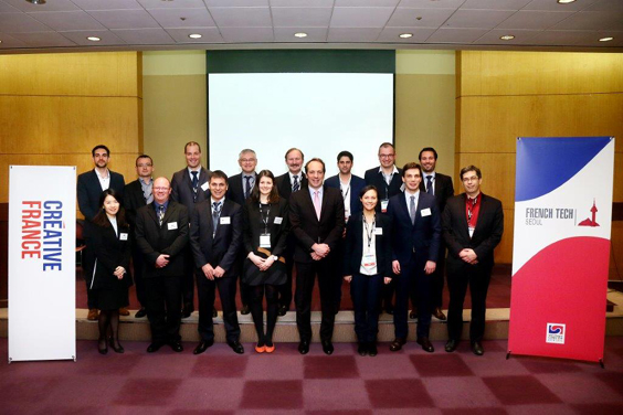 Nexvision took part in the Photonics Optics mission in South Korea