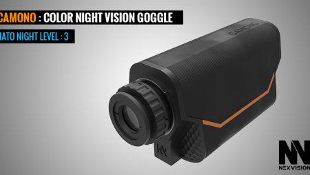 Camono : color night vision goggle