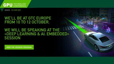 Nexvision intervient au GTC NVIDIA de Munich